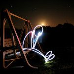person-sitting-light-painting