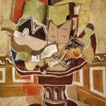 Toro - The round table di Georges Braque