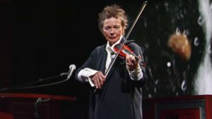 Laurie Anderson performance art