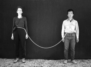 Tehching Hsieh performance art