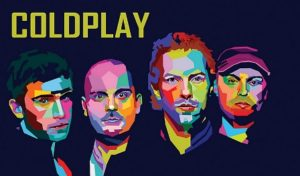 Coldplay in Italia