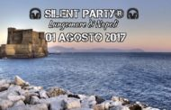 Silent party @ lungomare di Napoli